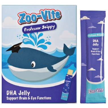 Zoo-Vite Jelly Sticks - DHA