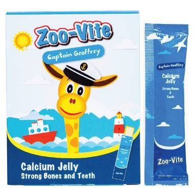 Zoo-Vite Jelly Sticks - Calcium