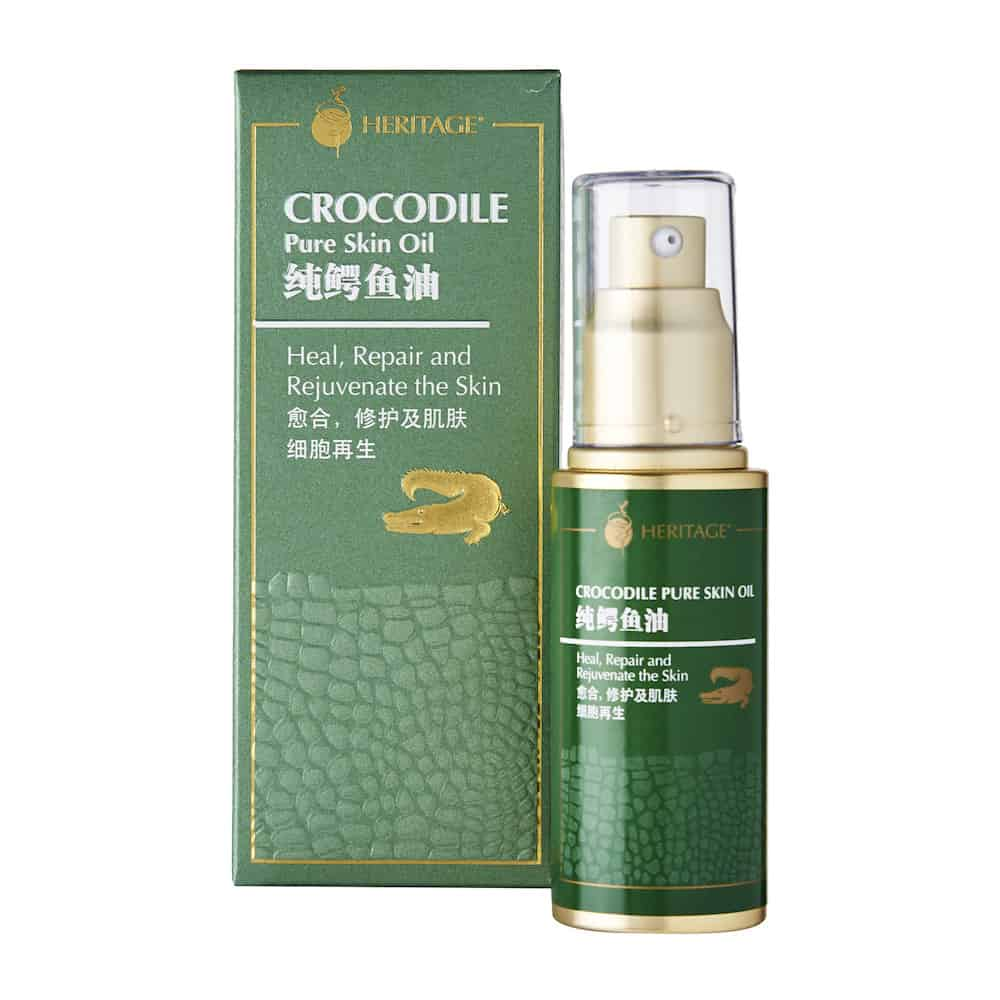 Crocodile Pure Skin Oil