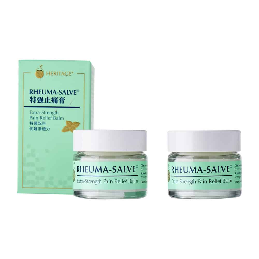 Rheuma-Salve® Medicated Balm 여행용 팩 크기