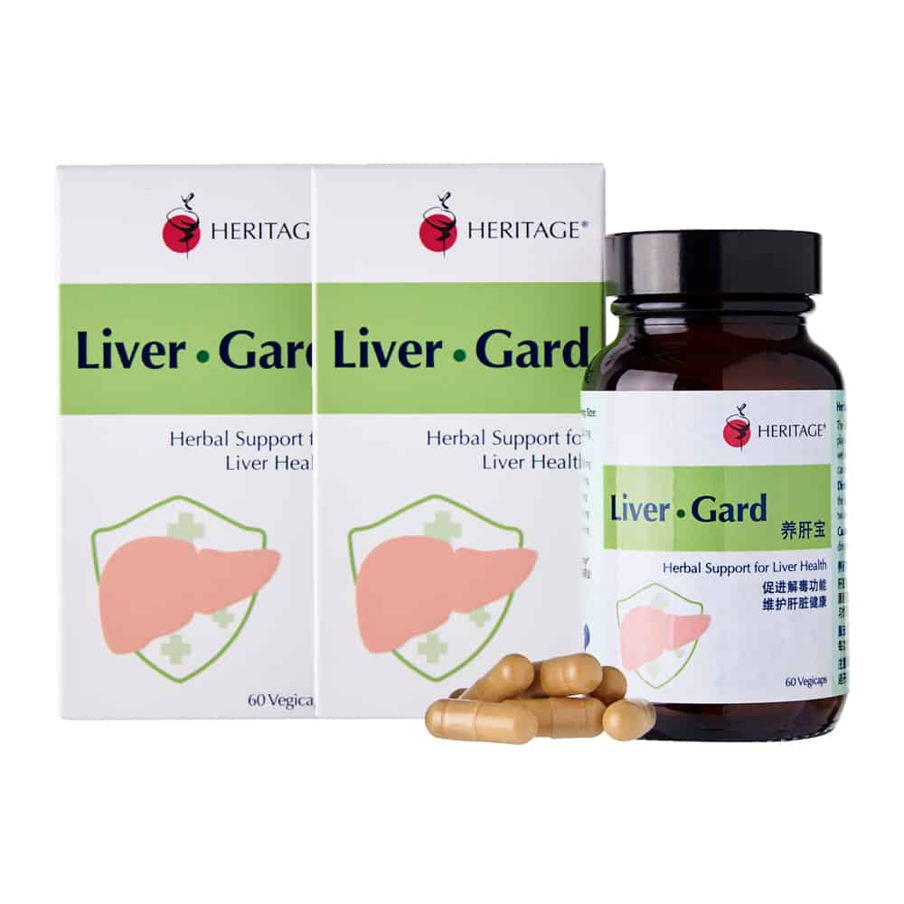 Liver Gard Forte (Twin Pack)