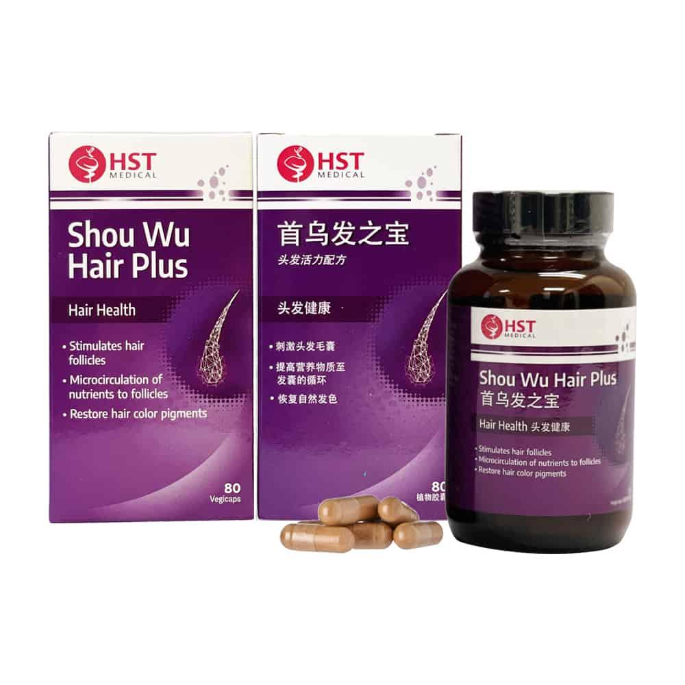 Shou Wu Plus (Twin Pack)