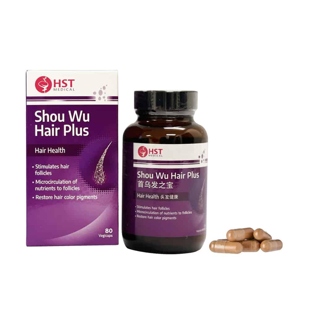 Shou Wu Plus