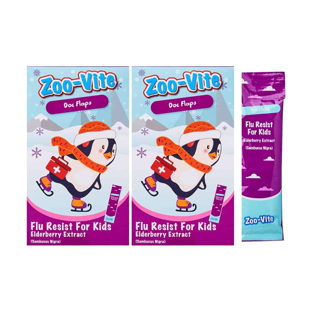 Zoo-Vite Flu Resist (Twin Pack)