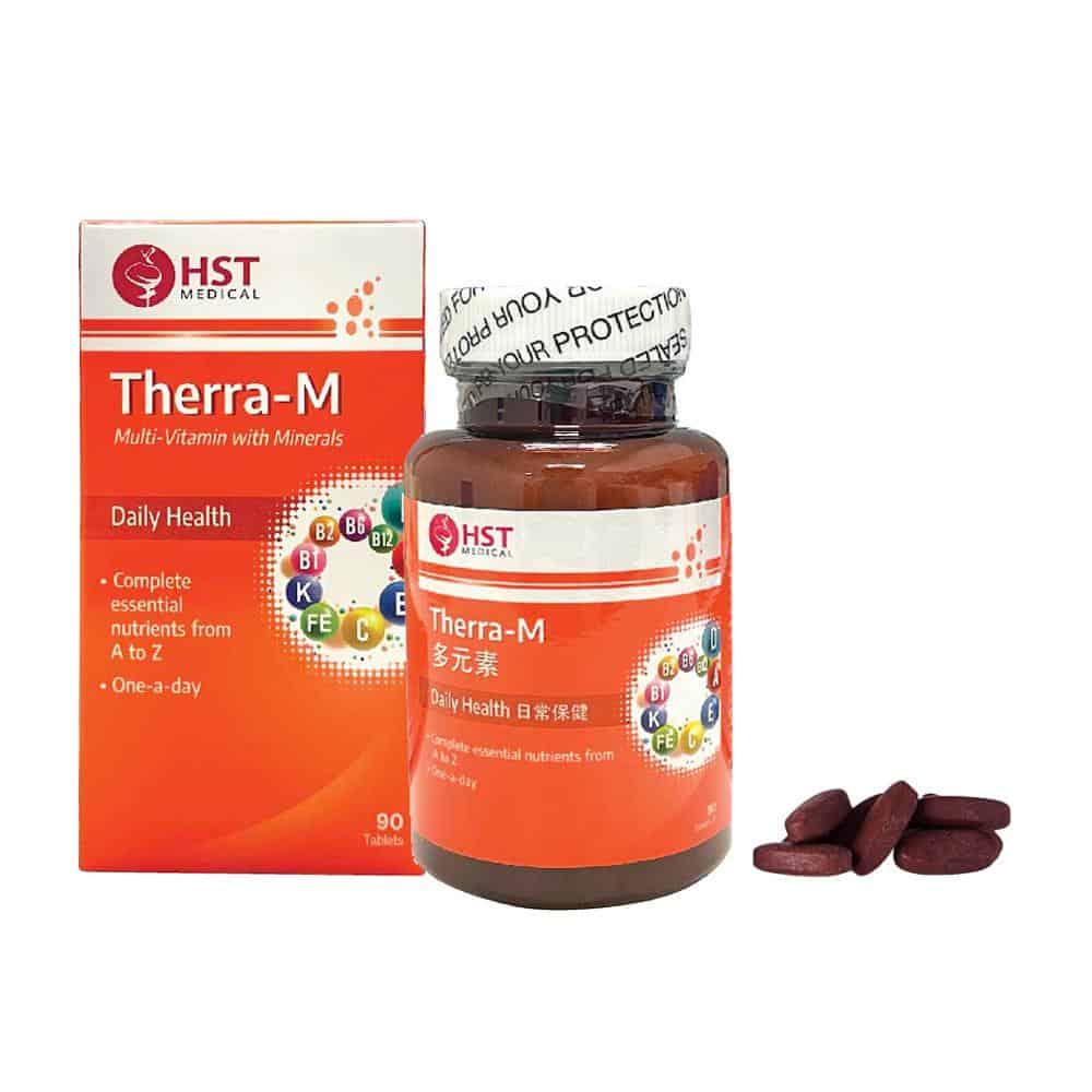 Therra M Multi-Vitamins